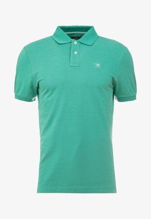 SLIM FIT LOGO - Polo shirt - green