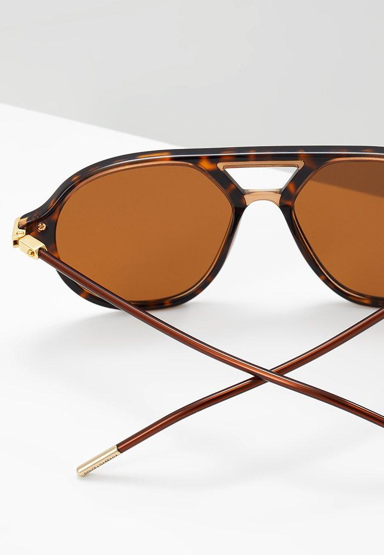 DolceGabbana Sonnenbrille - top havana/transparent brown/braun - Herrenaccessoires biXcs