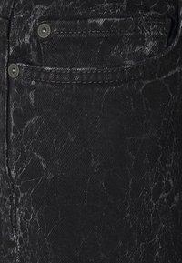 7 for all mankind - RONNIE SPECIAL - Džíny Slim Fit - black - 2