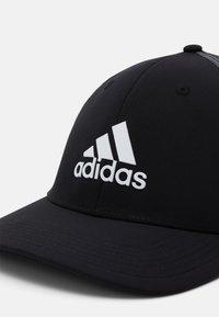 adidas Golf - ADICROSS BRANDED FLATBILL - Keps - black - 3