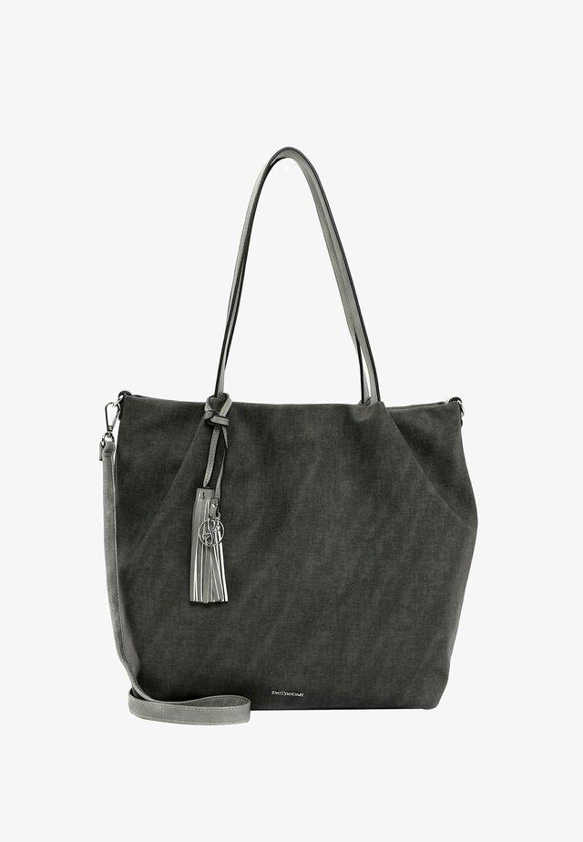 ELKE - Shopping bag - grey