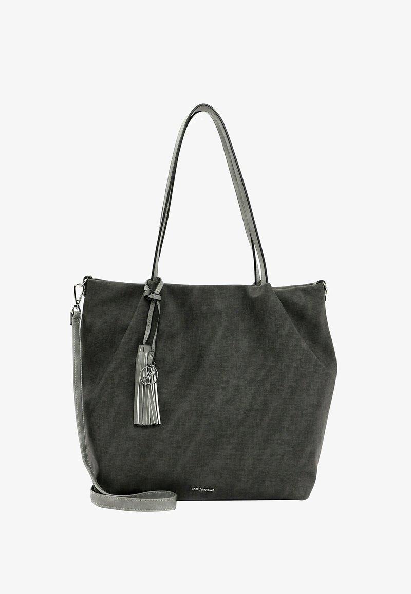 Emily & Noah - ELKE - Shopping bag - grey