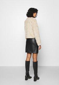 JDY - JDYSPICE - Winter jacket - cement - 2