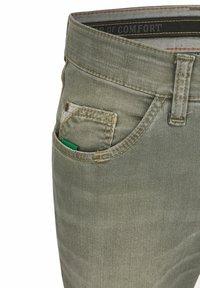 Club of Comfort - Slim fit jeans - grün - 4