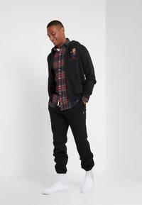Polo Ralph Lauren - MAGIC  - veste en sweat zippée - polo black - 1