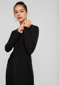 Object Petite - OBJALBERTE DRESS  - Robe fourreau - black - 4