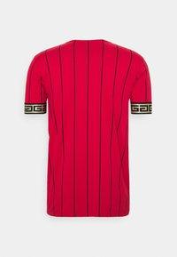 Glorious Gangsta - SANTAGO TEE - Print T-shirt - racing red - 1