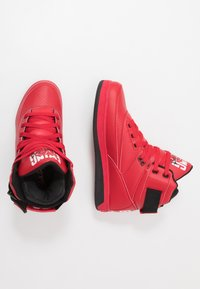 Ewing - 33 HI - High-top trainers - chinese red/black/white - 1