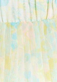 Selected Femme Tall - SLFGEORGIA MAXI PLISSE SKIRT - Pliceret nederdel /Nederdele med folder - young wheat - 2