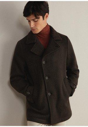 Winter coat - braun-moro melange
