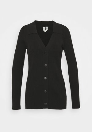 CARDIGAN - Cardigan - black dark