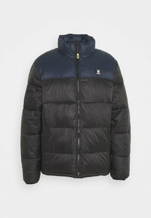 Winter jacket - flint black