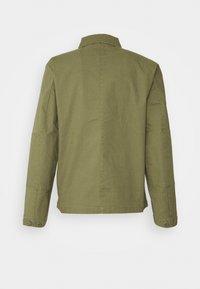 Brixton - STRUMMER JACKET - Korte jassen - army green - 1