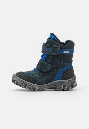 GTX - Winter boots - navy/blu