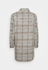 Object - OBJSOLA LONG - Short coat - light grey melange - 6