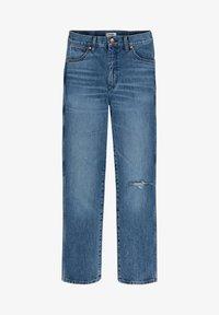 Wrangler - WILD WEST - Straight leg jeans - bluebell - 5