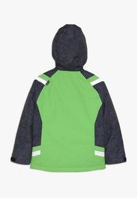 Ziener - AVER JUNIOR - Ski jacket - green - 1