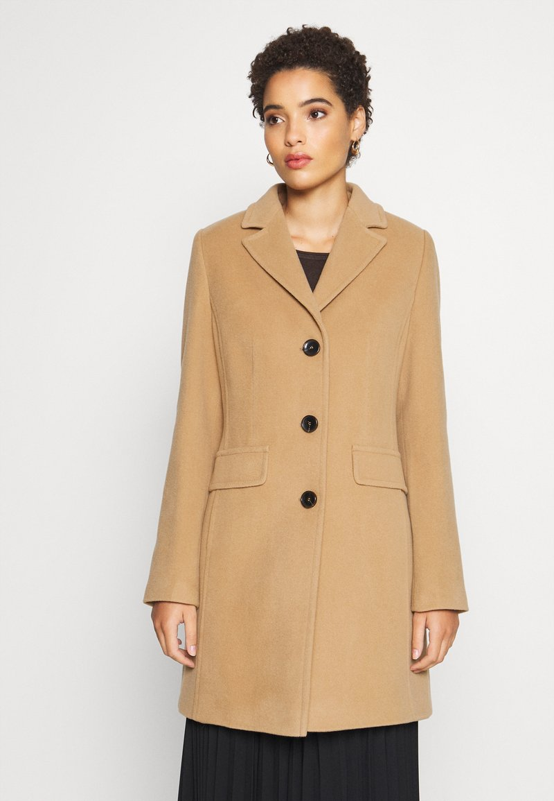 Barbara Lebek - Classic coat - camel