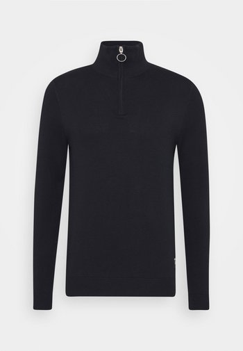 JORELI HIGH NECK ZIP