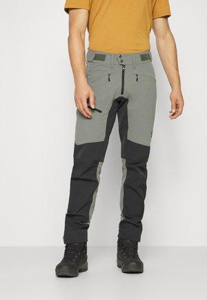 FALKETIND FLEX HEAVY DUTY  - Outdoorové kalhoty - black
