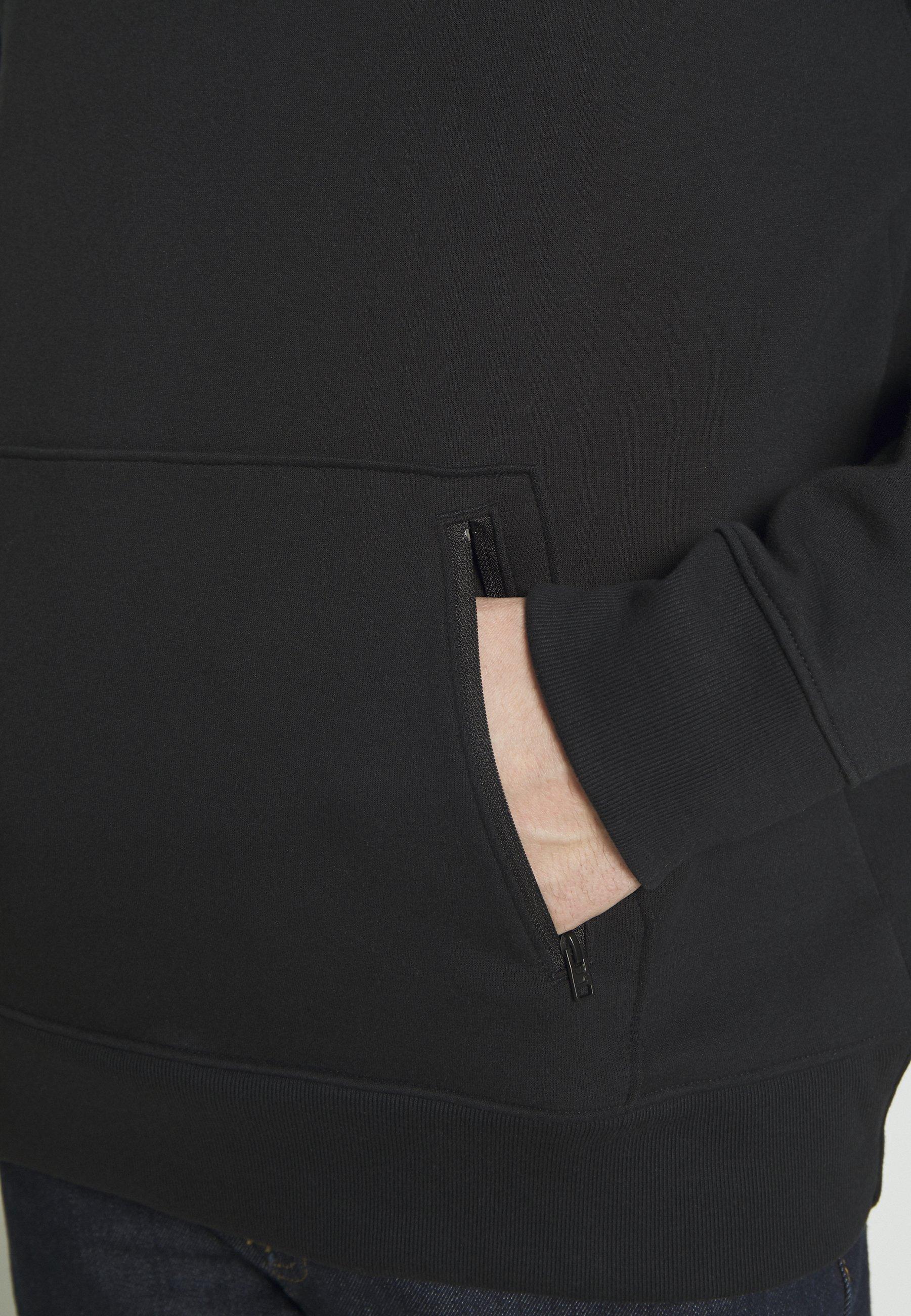 Hollister Co. TONAL BOX  - Sweat à capuche - black
