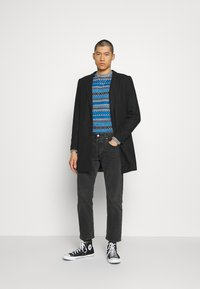 Only & Sons - ONSMAXIMUS COAT - Cappotto classico - black - 1