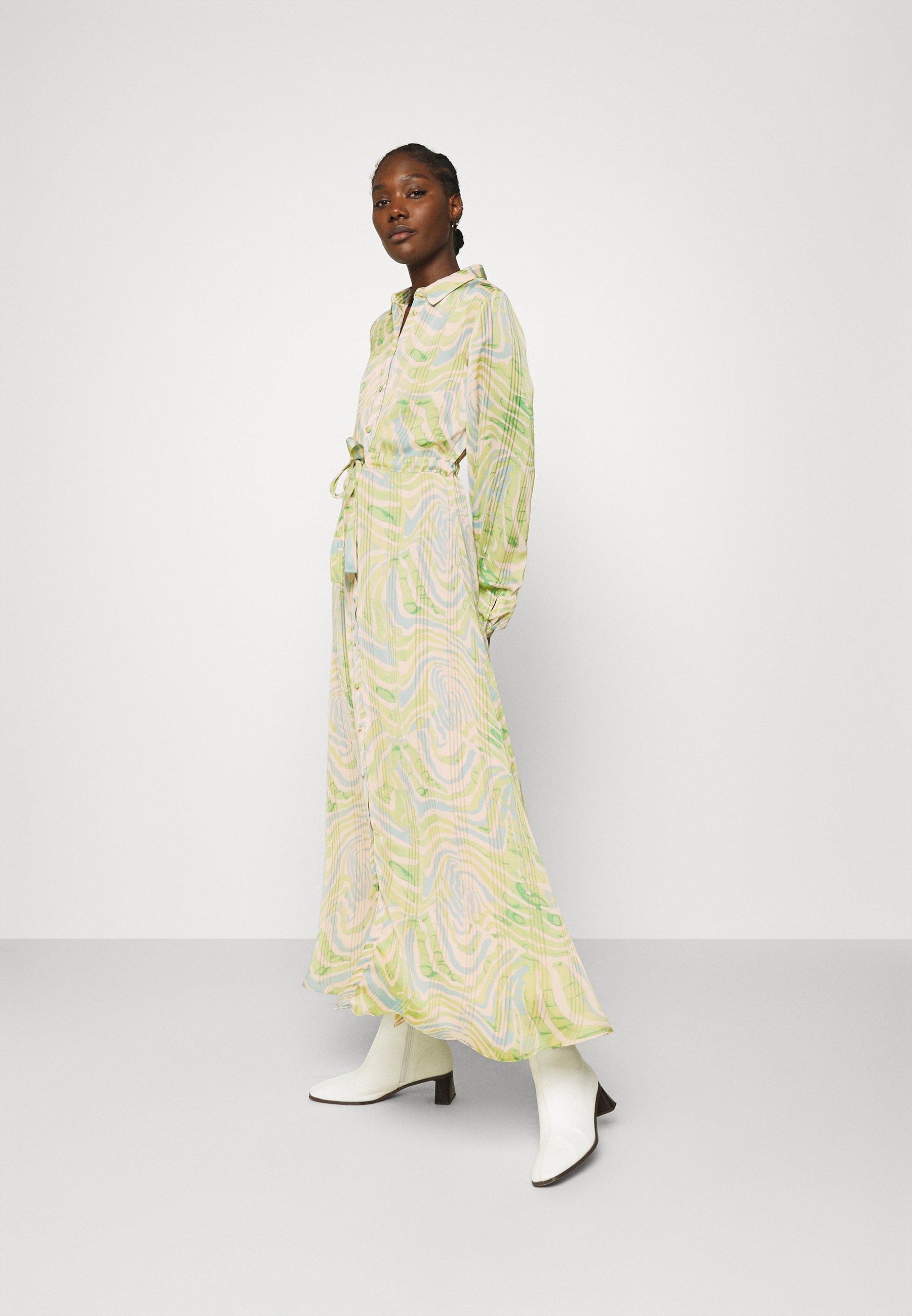 Mujer LONG DRESS - Vestido largo