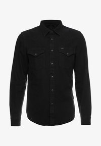 Lee - WESTERN - Shirt - black - 3