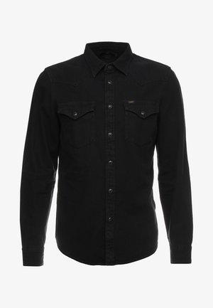 WESTERN - Camicia - black