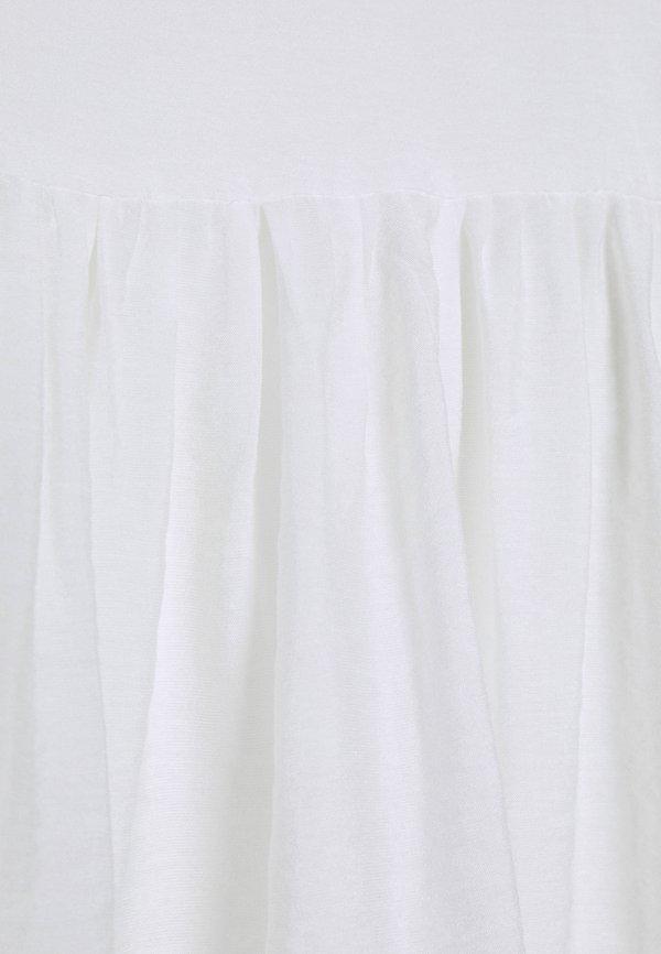 ONLY Petite ONLOLYMPIA - Koszula - cloud dancer/biały UQFA
