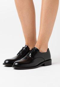 Jonak - DOI - Šněrovací boty - noir - 0
