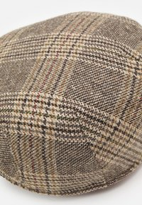 Shelby & Sons - KNOWLE FLATCAP - Klobouk - brown - 3