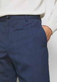 Calvin Klein Tailored - STRETCH PANT - Trousers - blue nights - 3