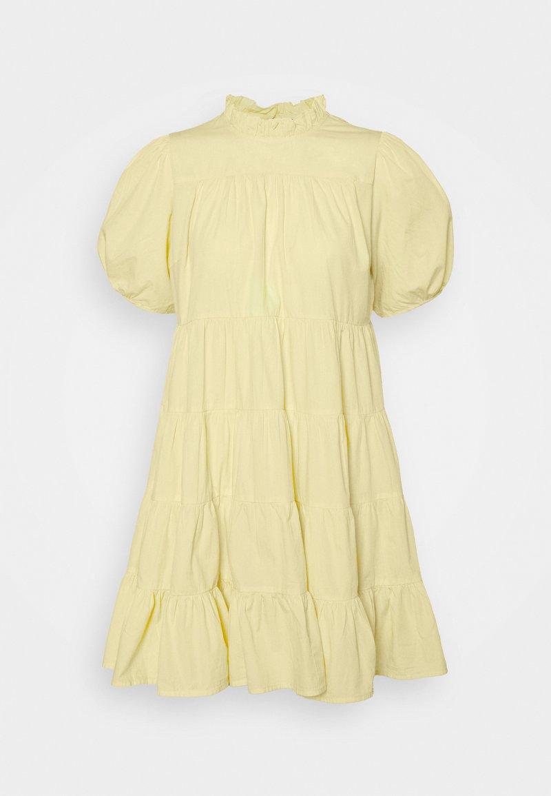 YAS Petite - YASNUGA DRESS - Vapaa-ajan mekko - french vanilla