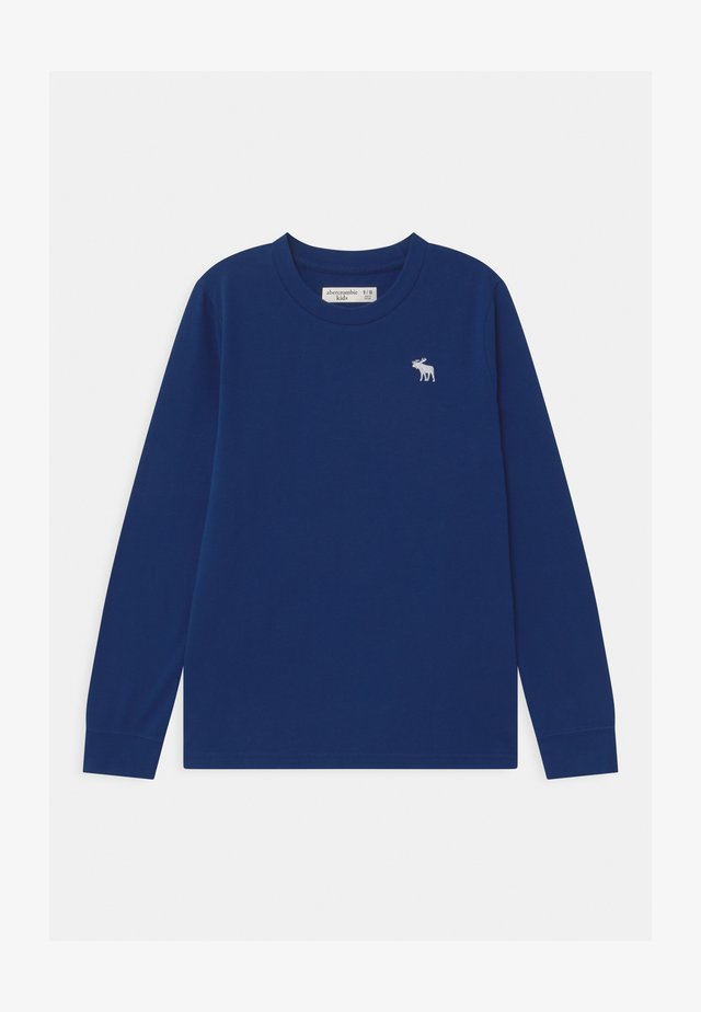 BASIC  - Long sleeved top - blue