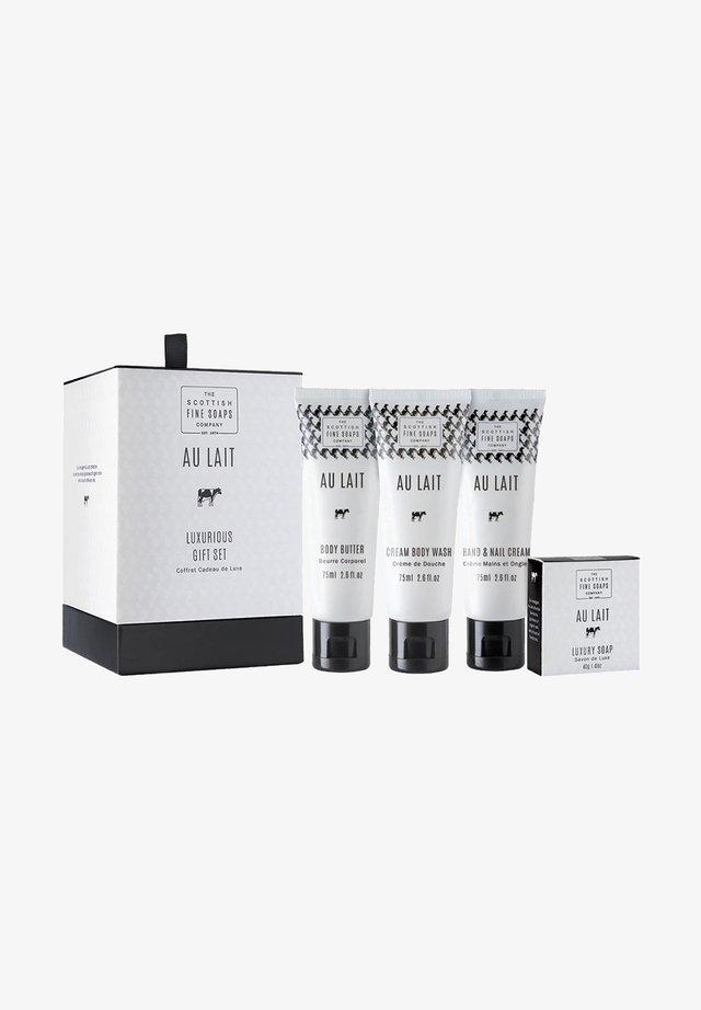 LUXURIÖSES GESCHENK SET AU LAIT - Skincare set - -