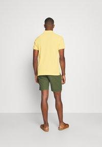 GANT - SUMMER RUGGER - Polo shirt - brimstone yellow - 2