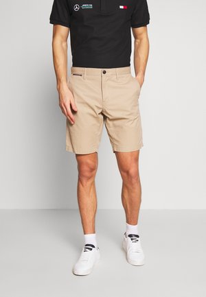 BROOKLYN SHORT LIGHT TWILL - Shorts - beige