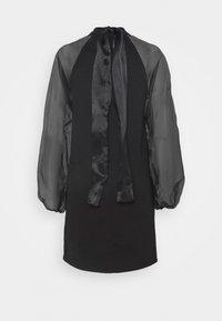Pieces - PCNALLY DRESS - Cocktail dress / Party dress - black - 8