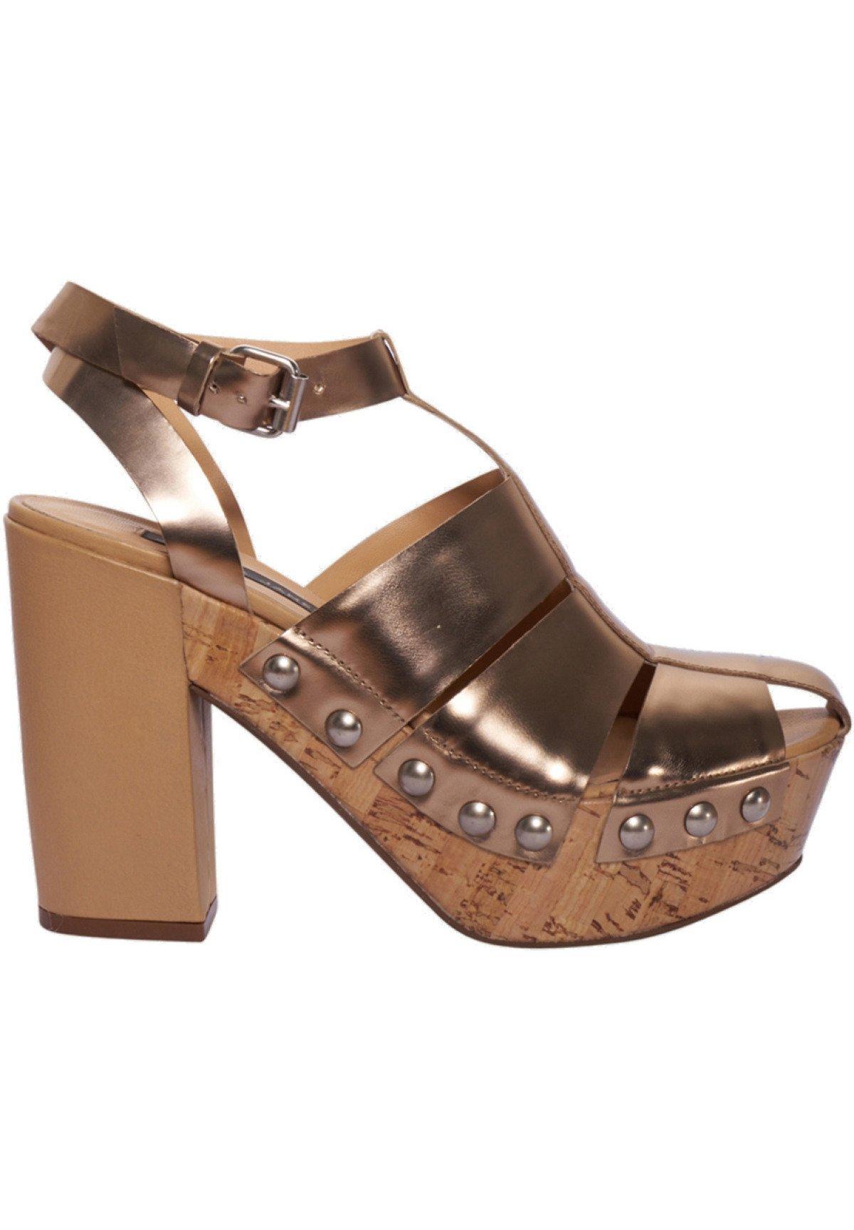 Damen NATURAL - High Heel Sandalette