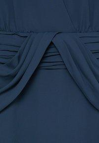 Mango - CARRIE-A - Společenské šaty - dunkles marineblau - 6