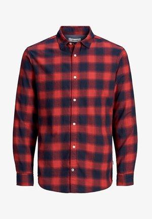 Shirt - tango red