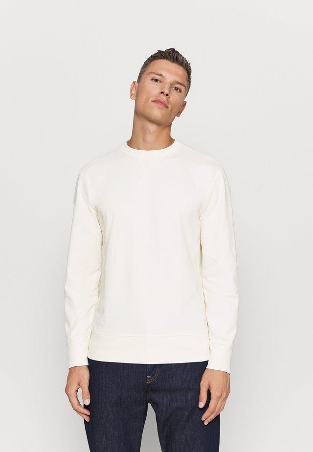 CORE TEMP TERRY CREW - Sweatshirt - transition cream