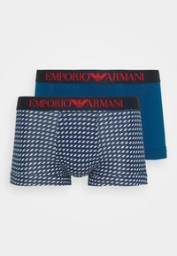 Emporio Armani - TRUNK 2 PACK - Pants - blu navy - 3