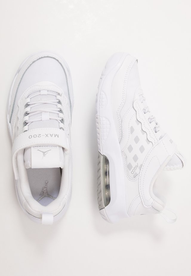 MAX 200  - Obuwie treningowe - white/metallic silver