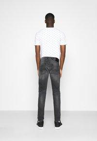 Replay - ANBASS - Jeans slim fit - dark grey - 2