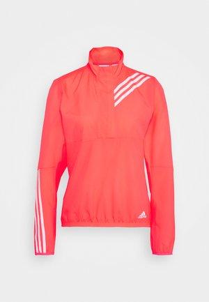 RUN IT JACKET - Běžecká bunda - pink