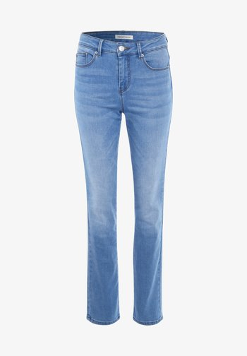 Straight leg jeans - denim double stone