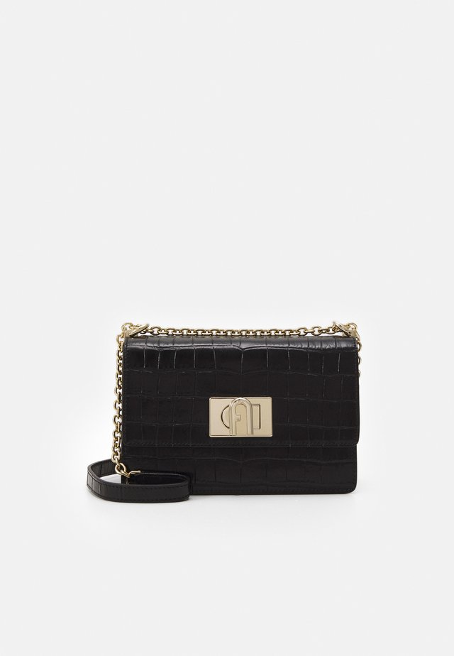 MINI CROSSBODY - Sac bandoulière - nero
