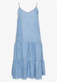 b.young - BYLANA STRAP DRESS - Kjole - blue denim - 1